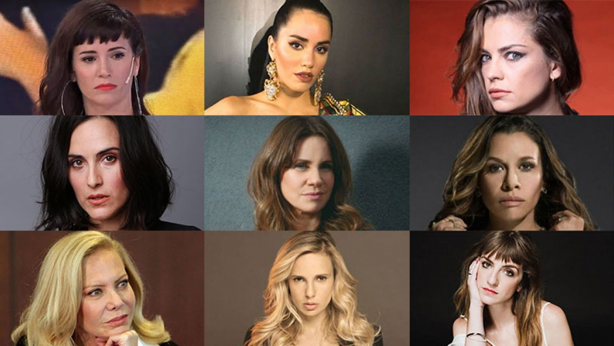 Anabel Cherubito Hot actrices argentinas denunciarán públicamente a un actor por