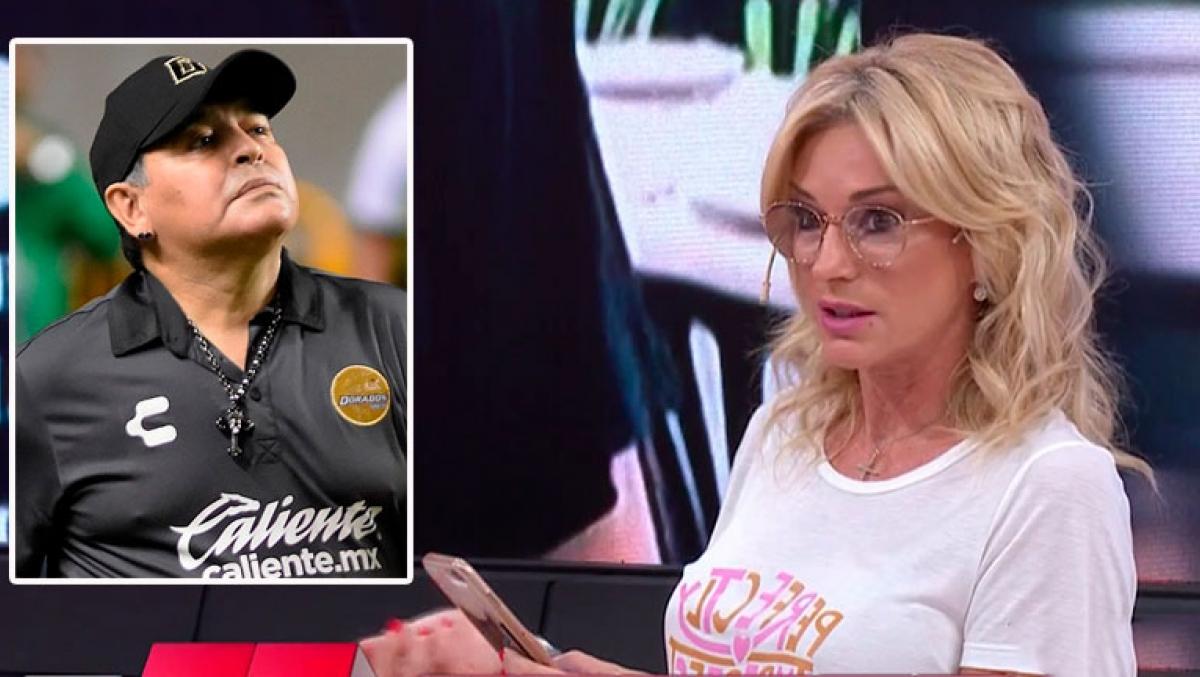 Resultado de imagen para Los estremecedores detalles de la historia de amor de Maradona con la mujer cubana con la que tuvo un hijo