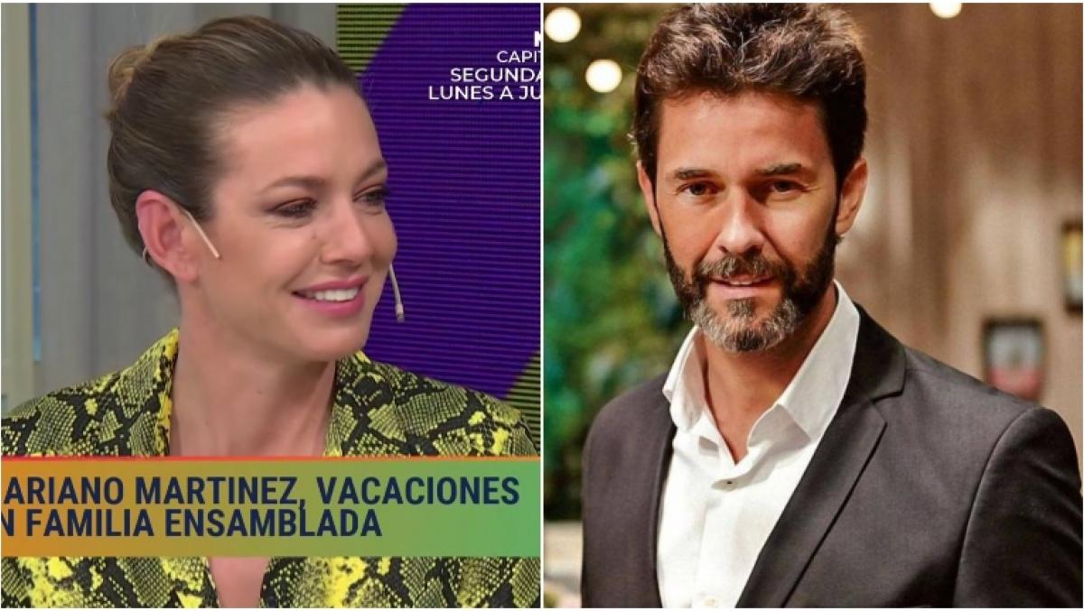 """Resultado de imagen para Geraldine Neumann confesó que tuvo un """"amor teen"""" con Mariano Martínez: """"Salimos cinco meses"""""""
