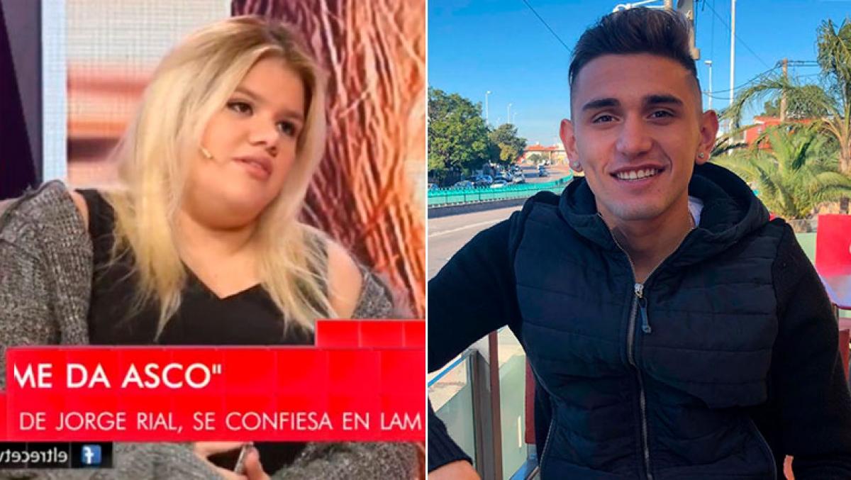 Resultado de imagen para Morena Rial reveló la frase de Facundo Ambrosioni cuando lo confrontó con los chats con otras mujeres