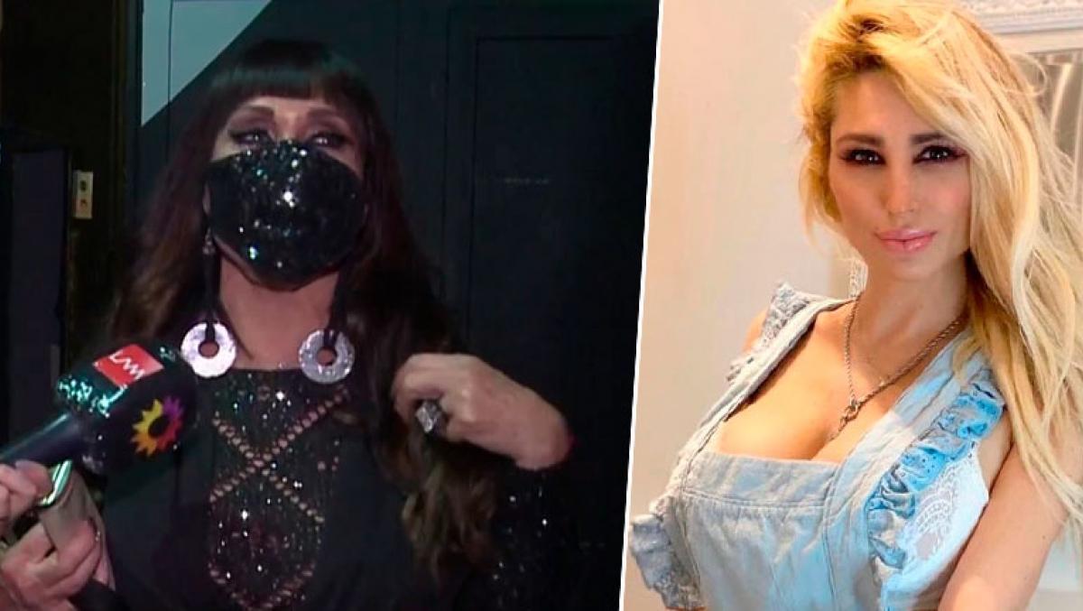 Moria Casán opinó de los audios de Vicky Xipolitakis pidiendo ...