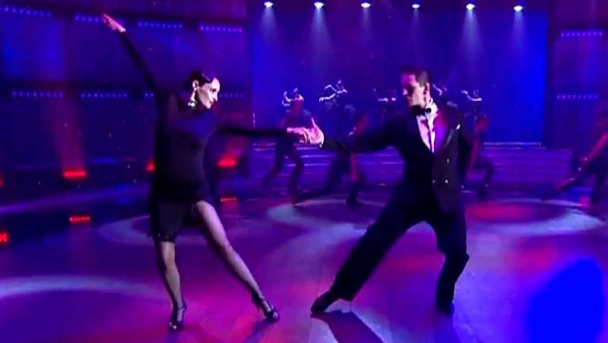 pampita-tango