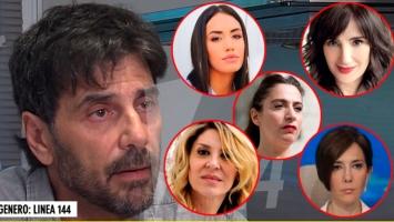 Resultado de imagen para El llamativo pedido de Juan Darthés y sus hijos a Mauro Viale ni bien terminó la entrevista