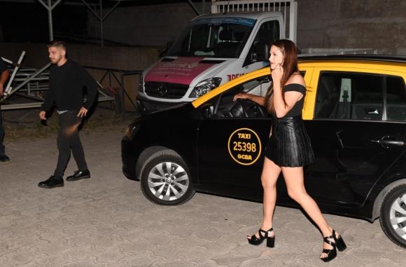 Barbie Vélez y Lucas Rodríguez se mostraron por primera vez en público