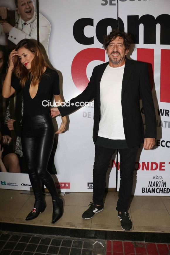 Alejandro huevo m ller junto a su bella novia roxana for Ciudad com ar espectaculos