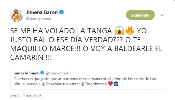 Diego Boneta llegó a Argentina
