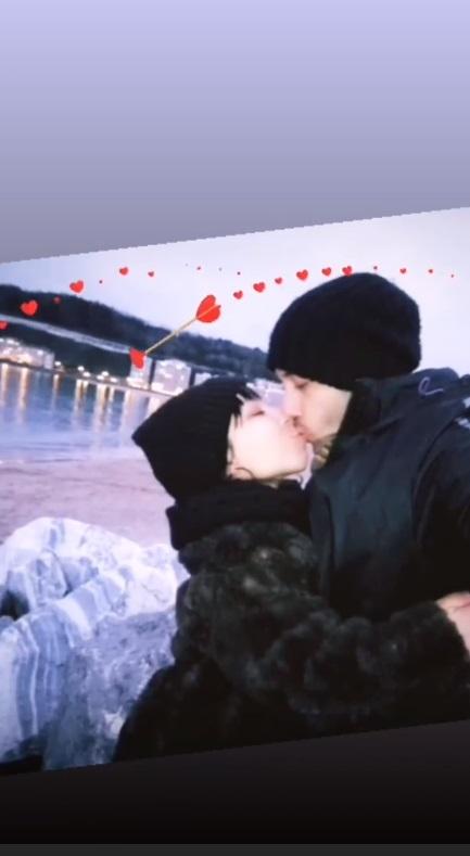Noelia Pompa, a puro mimo con su novio, a un año de blanquear su relación: sus románticas fotos