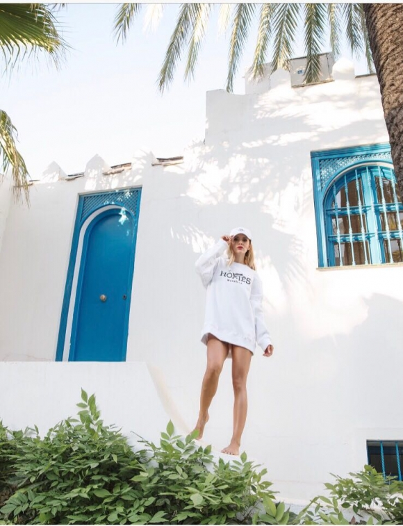 The sexy campaign pictures of Evangelina Anderson in Marbella ... - Ciudad.com 4