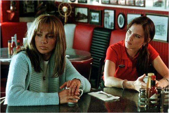 Juliette Lewis junto a Jennifer Lopez. (Foto: Web)