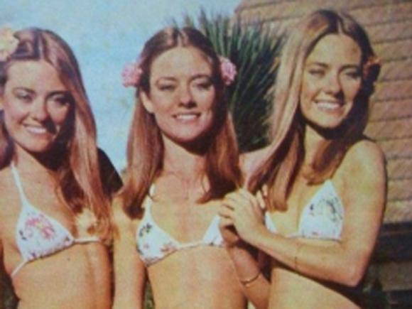 Las Trillizas de Oro, adolescentes. (Foto: Web)