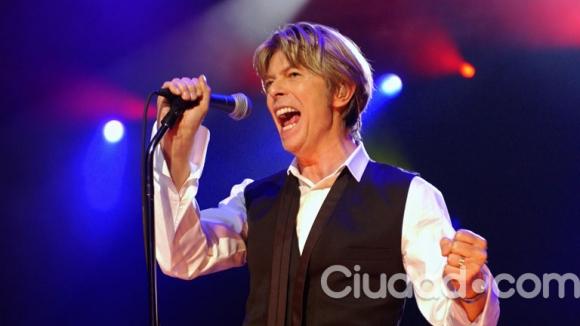 David Bowie: recuerdo de una leyenda de la música (Fotos: AFP).