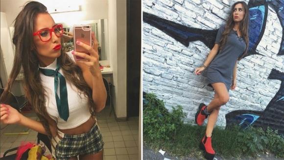 Cyntia Cofano, la exdiosa de Combate que dará que hablar en Gran Hermano 2016. (Foto: @Cyncofano)