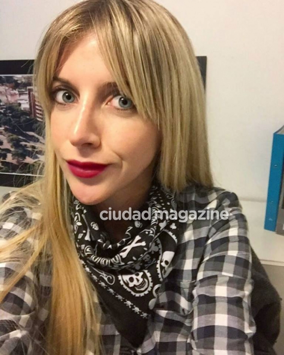 Las fotos de Karen, la joven novia del escribano de ShowMatch.