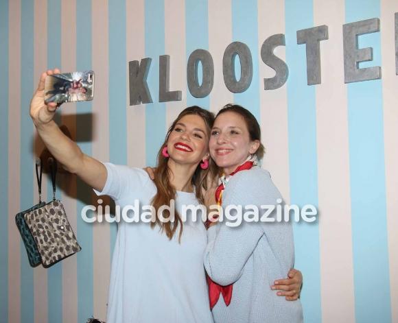 Marcela Kloosterboer presentó colección primavera verano de su marca (Foto: Movilpress)