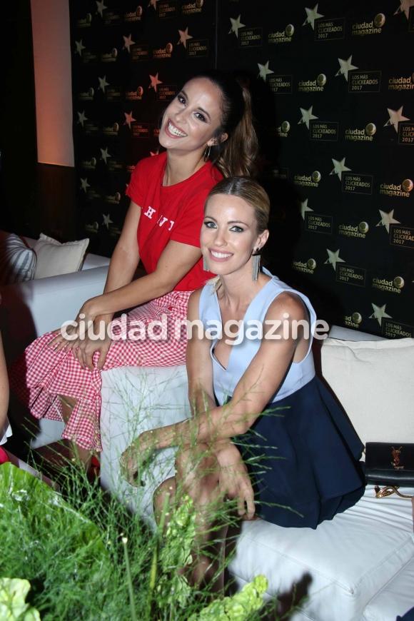 Lourdes Sánchez y Rocío Guirao Díaz. (Foto: Movilpress)