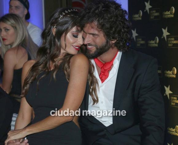 Las fotos de Paz Cornú y Diego Orden, su novio modelo 9 años menor