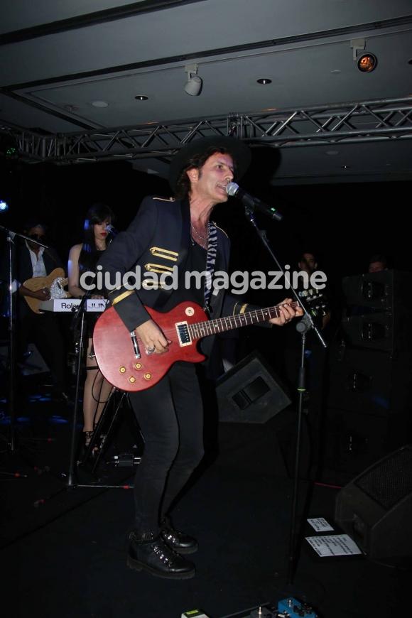 Todos los famosos en la gala de Valeria Mazza (Fotos: Movilpress).