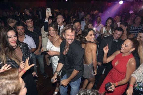 Los famosos en Mar del Plata celebraron en la fiesta de la revista Gente
