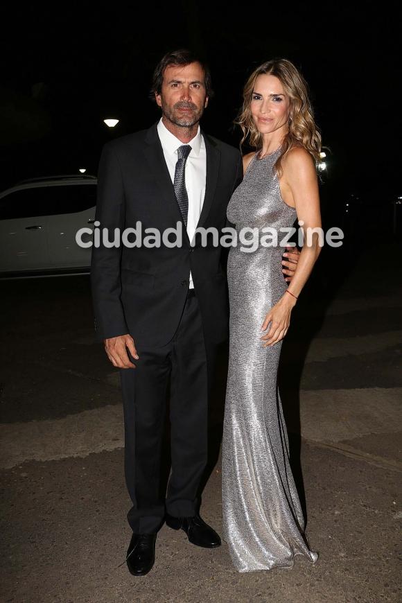 fe834d4c3 Adolfito Cambiaso y María Vázquez en la fiesta de Gente (Fotos  Movilpress).