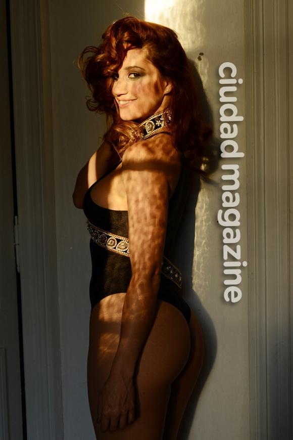 Las fotos sexies de Yasmín Corti, la diosa que Nicolás Cabré dejó para salir con Laurita Fernández (Foto: Musepic)