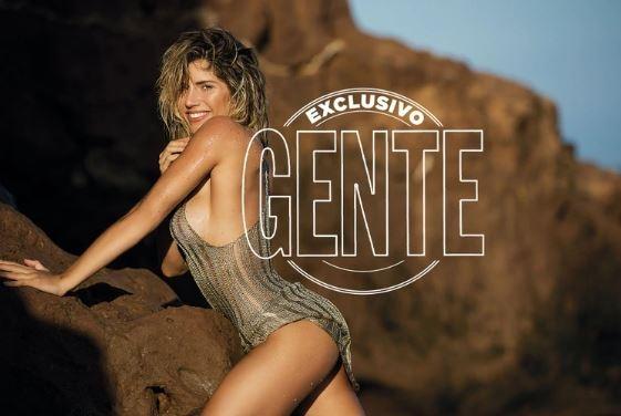 La produ de fotos súper sexy de Laurita Fernández para Gente