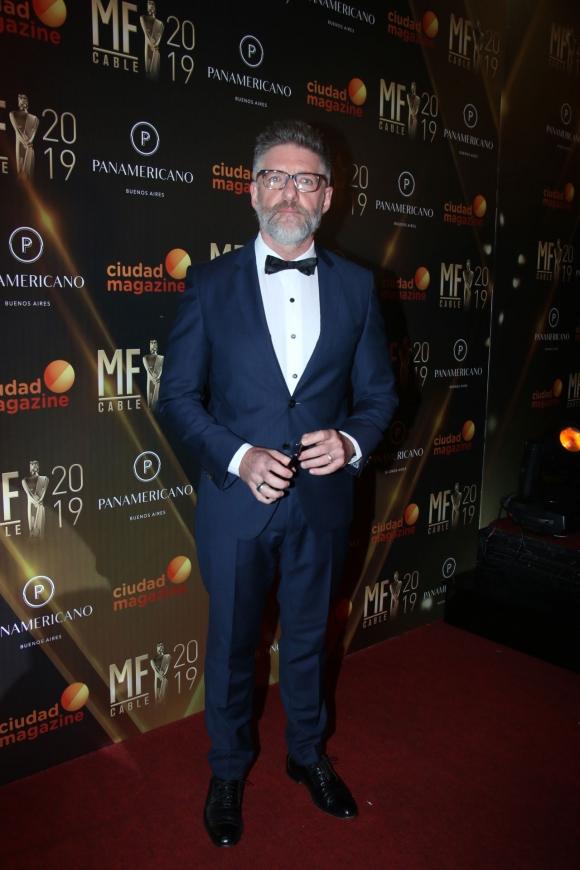 Los looks de los famosos en los premios Martín Fierro de cable 2019