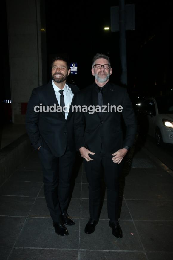 Todos los looks de los famosos en los Martín Fierro de Radio (Fotos: Movilpress).