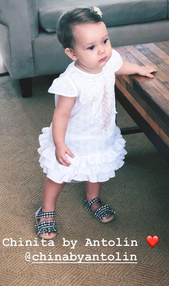 Toda la intimidad del cumple de Magnolia, la hija de la China Suárez y Benjamín Vicuña: baile, mimos y familia
