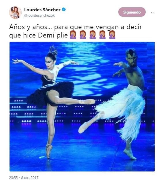 Lourdes Sánchez, indignada con Pampita: