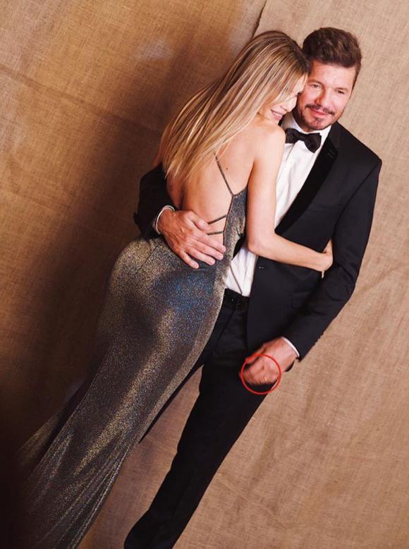 Marcelo Tinelli y Guillermina Valdés, comprometidos y... ¿boda inminente?: ¡mirá los increíbles anillos!