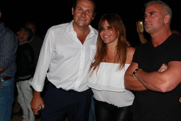 Nazarena Vélez confirmó su relación con Leandro Camani