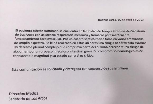 """La furia de la novia de Sergio Denis tras el impedimento judicial para entrar a verlo: """"Yo planto bandera acá"""""""