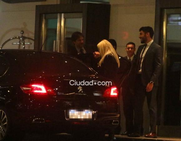 Susana Giménez y Facundo Moyano tuvieron una cita romántica en un hotel de lujo