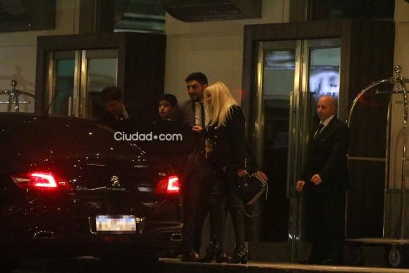 Facundo Moyano se separó de su novia tras cenar con Susana