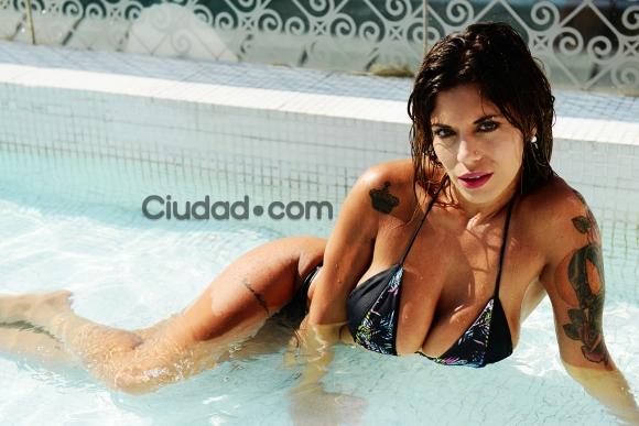 Las Fotos Del Destape Hot De Valeria Aquino La Exmujer