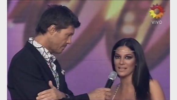 Silvina Escudero volvió al Bailando tras su polémica ...