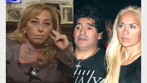 """Cristiana Sinagra rompió el silencio: """"Entiendo a Verónica ..."""