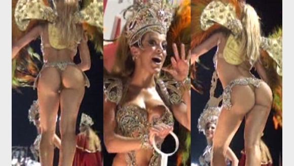 Argentina bailando desnuda bailarina de tv - 2 part 8