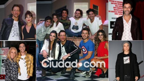 Actores e instagramer debutaron en El Canasto (Foto: Movilpress)