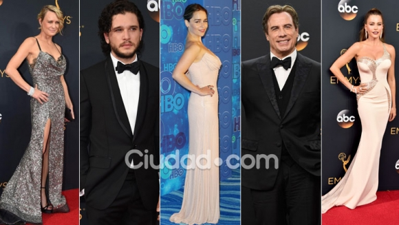 Las mejores imágenes de los premios Emmy 2016. (Foto: AFP)
