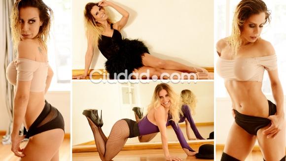 Las fotos hot de María Laura Cattalini, la histórica coach de ShowMatch. (Foto: Musepic - Ciudad.com)