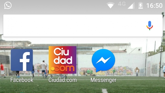 Probá el Bot de Ciudad.com en Facebook Messenger.