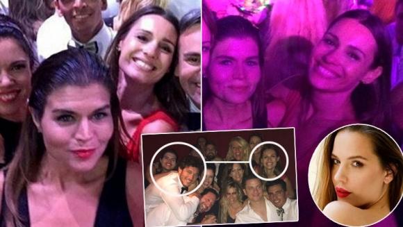 Tras el explosivo escándalo, Pampita se reconcilió con la amiga que desató la polémica con Pico Mónaco y Figueiras. (Foto: Instagram)