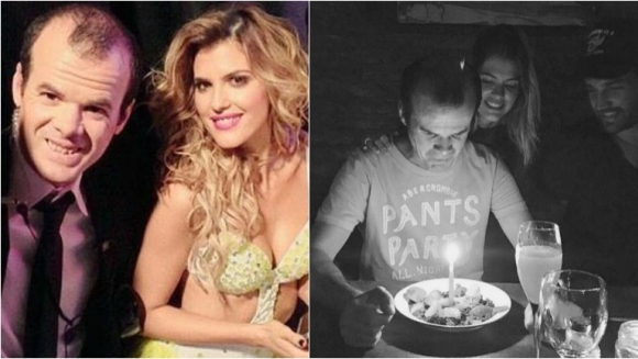 El emotivo saludo de Mery del Cerro en el cumpleaños de su hermano Agustín: