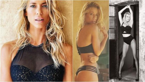 Las fotos sexies de Nicole Neumann, tras anunciar su separación de Fabián Cubero. Foto: Instagram