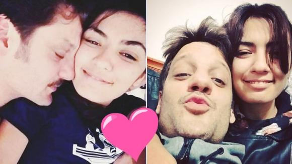 ¡Primer año de amor! Rodrigo de la Serna celebró su aniversario con su joven novia, casi 20 años menor.