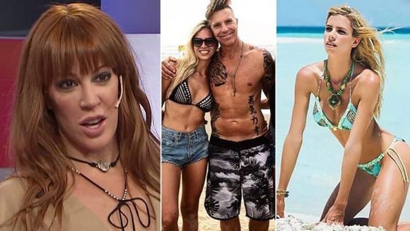 Miriam Lanzoni habló de la nueva (y muy joven) novia de Fantino: Ella es súper mona, es bellísima