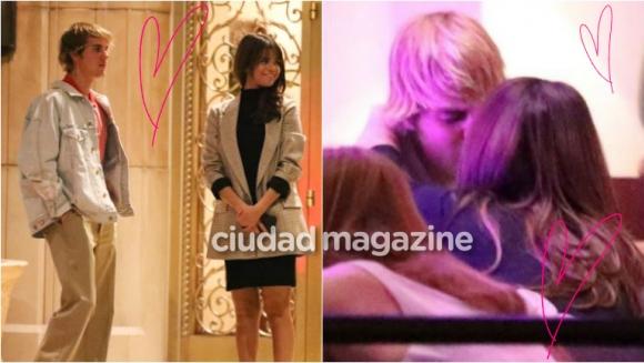 Las fotos de Justin Bieber y Selena Gomez, enamorados en San Valentín. Fotos: Grosby Group.