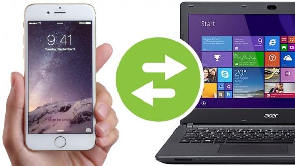 2829a74b87d Dato tecnológico: cómo pasar las fotos de un iPhone a una notebook con  Windows