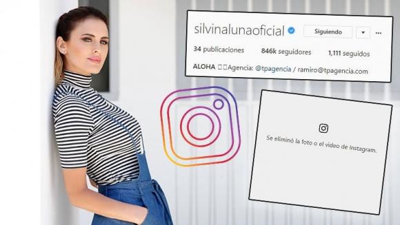 Silvina Luna y su nueva vida digital, tras la separación del Polaco